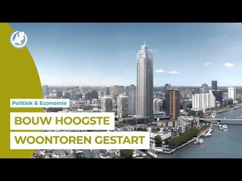 Rotterdam Wordt Nu Echt Bijna New York