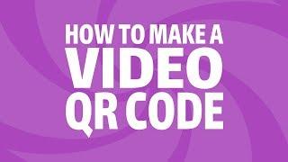 كيفية جعل الفيديو رمز الاستجابة السريعة