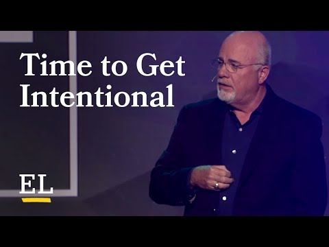 The Power of Intentionality | Dave Ramsey | EntreLeadership Best Of