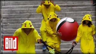 Rache von Pokémon! Revenge in Basel