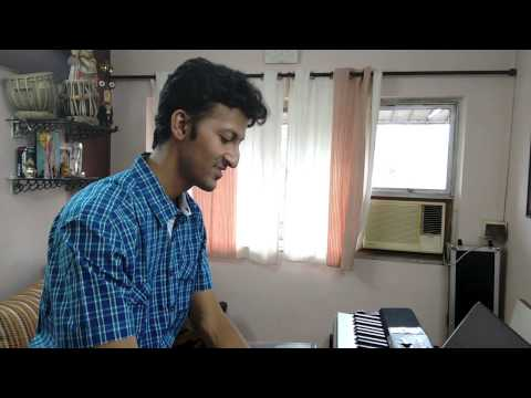 Karthik Yanni The Rain Must Fall cover
