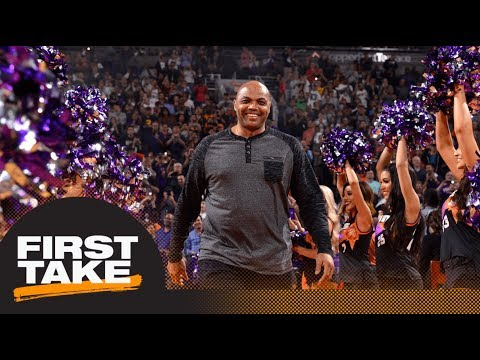 Charles Barkley on LeBron James' career: the greatest story is sports history | First Take | ESPN