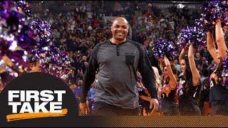 Charles Barkley on LeBron James