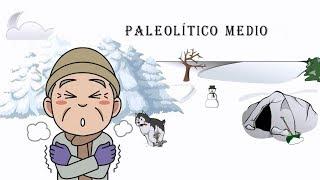 EvAU Historia. Tema 1: Sociedad y economía en el Paleolítico y Neolítico
