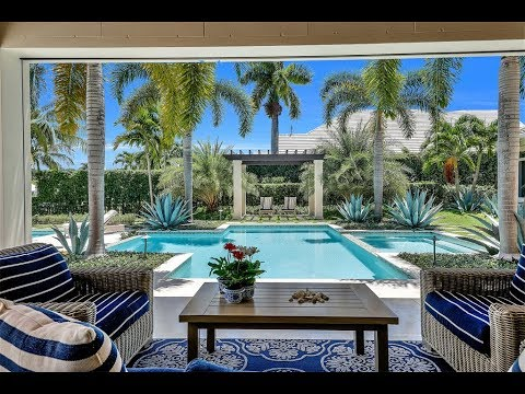 Tastefully Designed Waterfront Estate in Naples, Florida