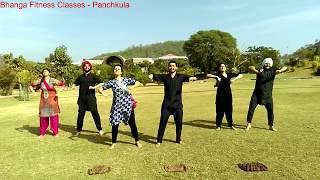 Laembadgini Diljit Dosanjh  Choreography  Bhangra 2017