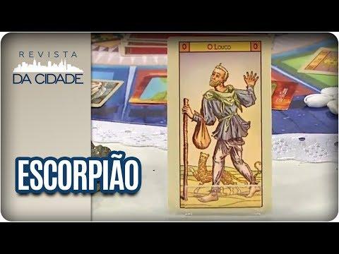 Previsão De Escorpião 14/01 à 20/01 - Revista Da Cidade (15/01/2018)