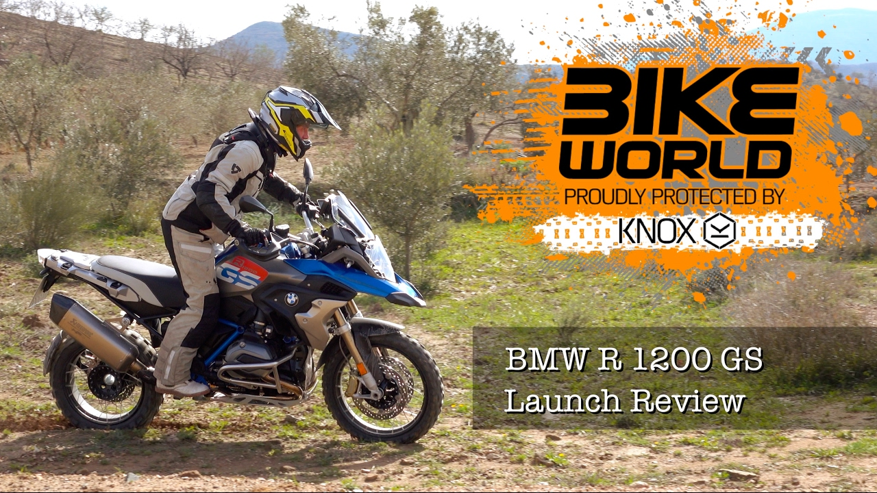 bmw r 1200 gs rallye and exclusive launch review first doovi. Black Bedroom Furniture Sets. Home Design Ideas