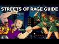 Easy Boss Fight - Streets of Rage Mona and Lisa