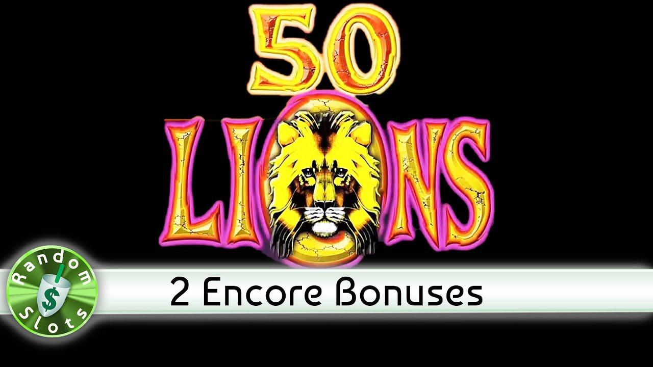 Free Slot Machine Downloads 50 Lions