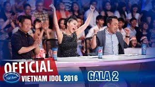 Vietnam Idol 2016 Tập 10 - Gala 2 Full HD