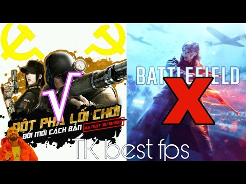 Vì sao Truy kích hay hơn tất cả các game bắn súng FPS khác?