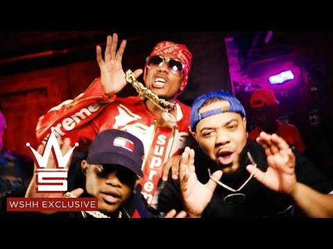 "Nick Cannon, Conceited, Charlie Clips, Hitman Holla ""Rock The Mic"" (WSHH Exclusive - Official Video)"