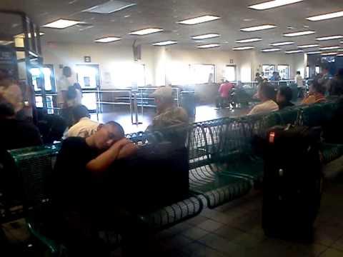 El Paso greyhound bus station