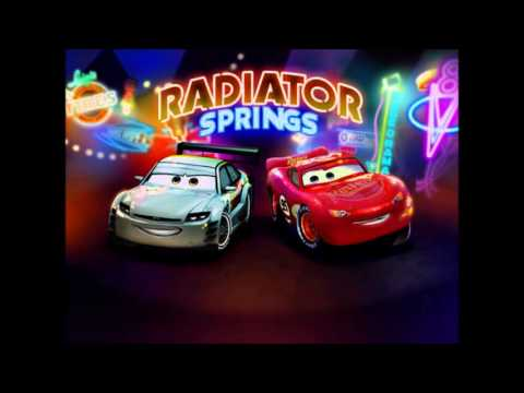 Radiator Springs Theme (Unused Remix)