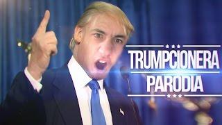 Trumpcionera | Parodia Traicionera (Sebastián Yatra)
