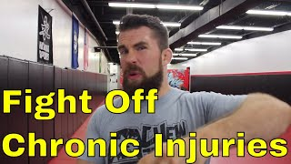 Fight Off Chronic Injuries in BJJ Before They Start!