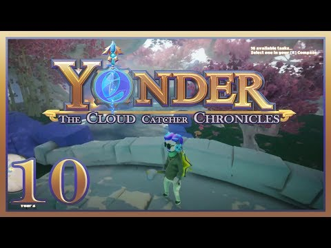 Yonder: The Cloud Catcher Chronicles - #10 - A Bridge Over Troubled Water
