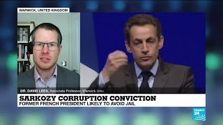 Nicolas Sarkozy charged: Corruption conviction rocks French conservatives