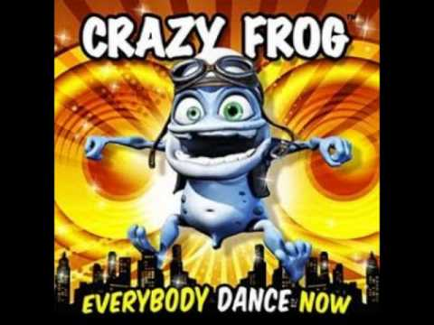 CRazy FRog -  Ring Ding  Dong