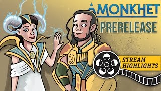 we opened a gideon amonkhet prerelease – stream highlights