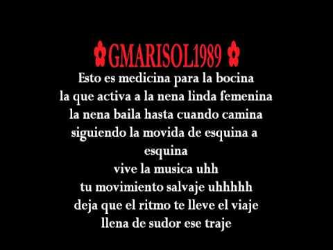 ALGO MUSICAL CON LETRA - ÑEJO Y DALMATA FT ARCANGEL - GMARISOL1989