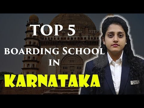 Top 5 Boarding Schools In Karnataka 2019