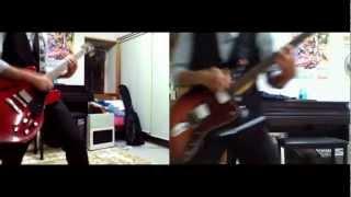 RADWIMPS DADA ギター 弾いてみた。