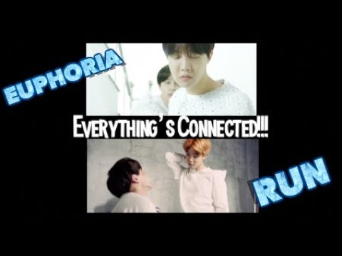 BTS EUPHORIA: When Everything's Connected! - YouTube