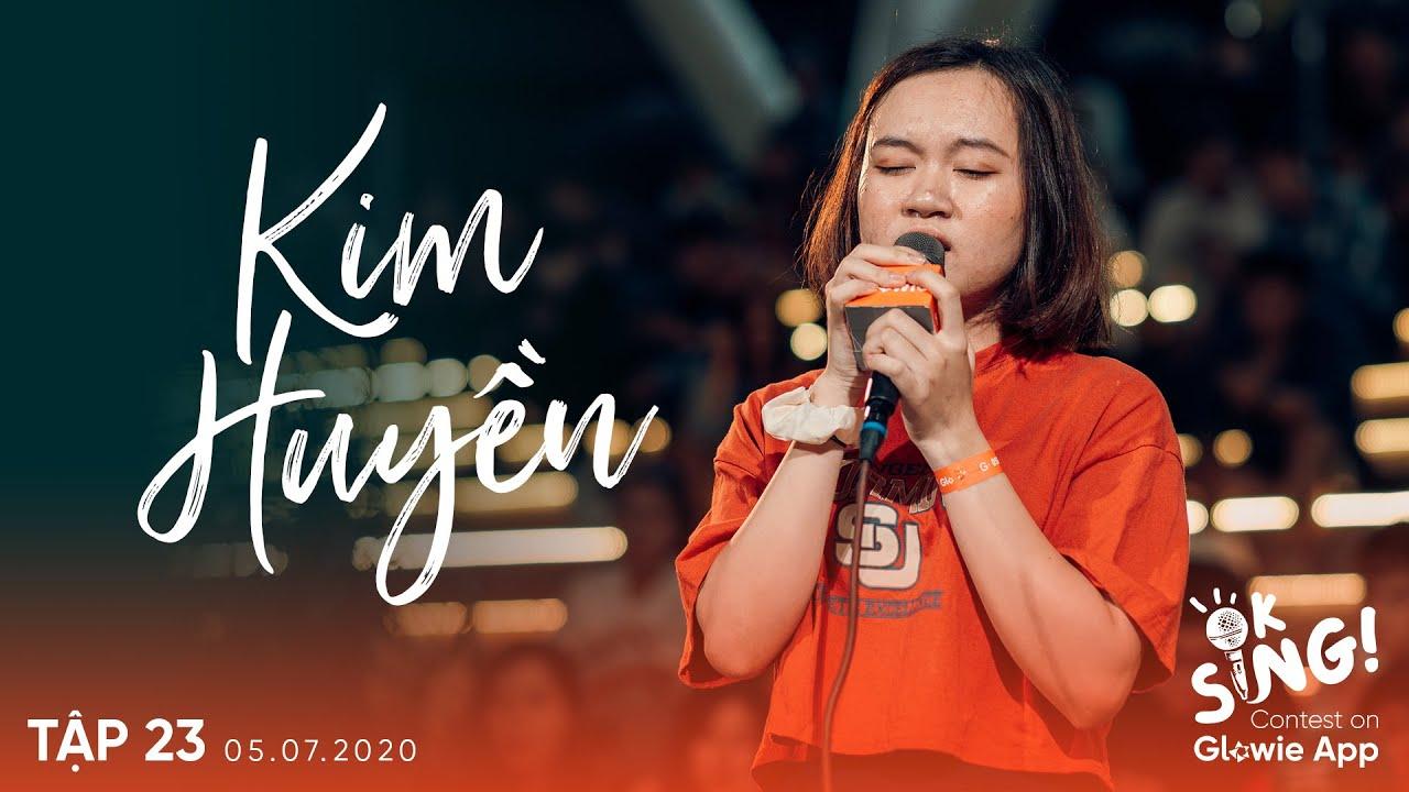 KIM HUYỀN tại OK SING! TẬP 23 cover SỐNG XA ANH CHẲNG DỄ DÀNG