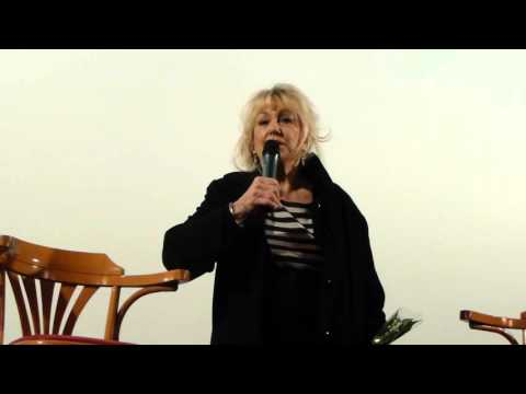 Mylène Demongeot au Mac Mahon - 1er mai 2016