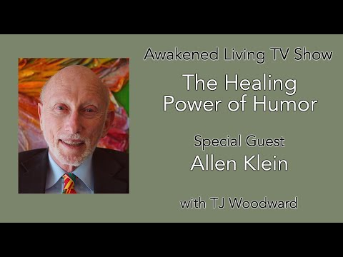 Awakened Living TV Episode 54 featuring Allen Klein