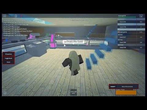 What is the code on Roblox Starwars tycoon YouTube