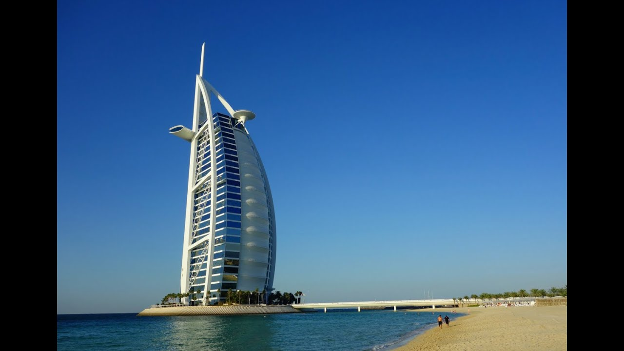 Visiting Burj Al Arab 5 Star Hotel In 3 Jumeira Rd Dubai United Emirates