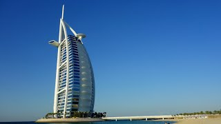 Visiting Burj Al Arab, 5 star hotel in 3 Jumeira Rd, Dubai, United Arab Emirates