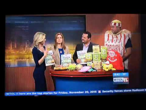 Nick Rokicki and Joe Kelley appear on FOX Toledo Daybreak to discuss Packo's!
