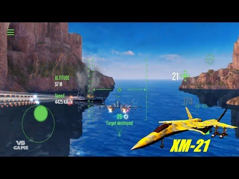 halloween-special-xm-21✈️- -modern-warplanes-update-android-gameplay