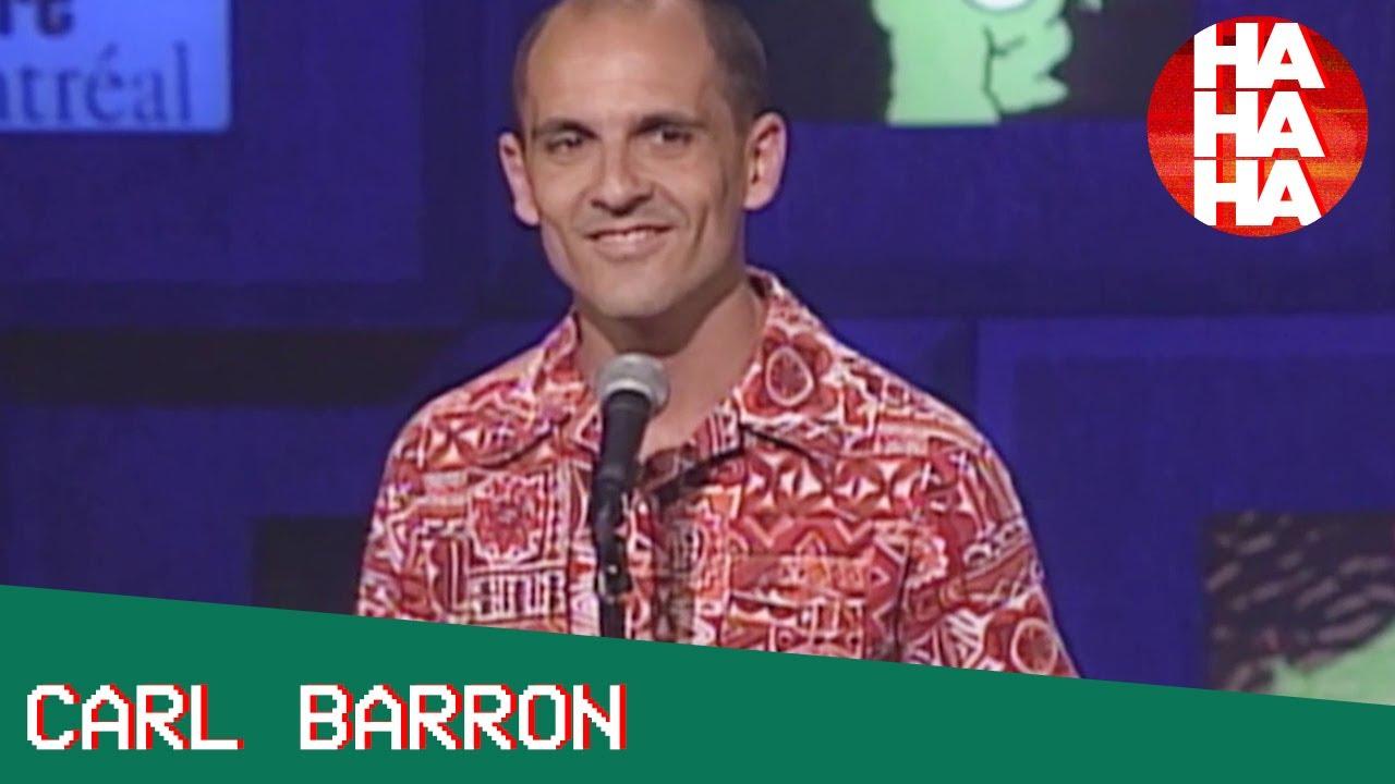 Carl Barron - Koala Crossings & Terrible Drivers License Photos