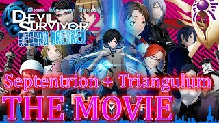 Shin Megami Tensei Devil Survivor 2 Record Breaker THE MOVIE