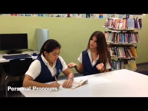 Pronouns Video