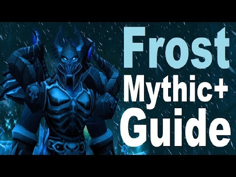 8.2 Frost DK Mythic+ Guide - Icecap / Frostwhelp -  Beginner and Advanced
