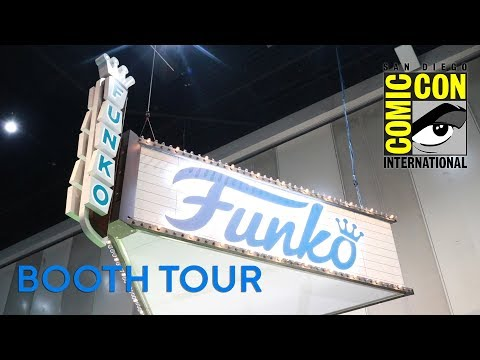 SDCC 2018 Booth Tour