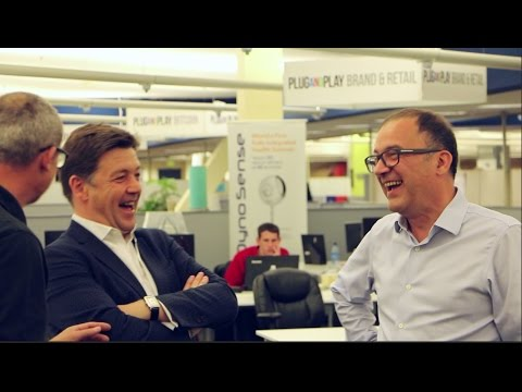 IATA Silicon Valley Think Tank