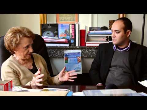br.BIO.fr: Interview with Nicole Le Douarin (Académie des sciences)