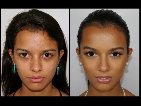 maquillaje-natural-para-pieles-trigueñas-y-como-esculpir-el-rostro