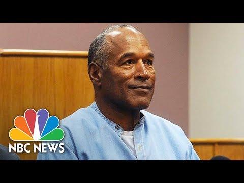 O.J. Simpson Granted Parole In Vegas Robbery Case   NBC News
