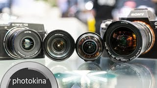 Laowa Goes Wide With Four New Lenses For E Mount and Micro Four Thirds