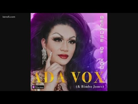 Ada Vox releases debut single 'Because of You'