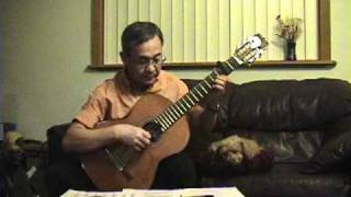 Rieng Mot Goc Troi - Ngô thuỵ Miên - Guitar Solo