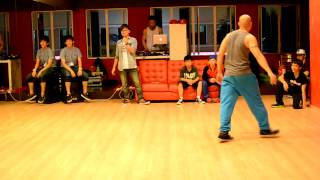 WOO-GUAN DANCE STUDIO PARTY |  W-G BBOY INTRODUCTION